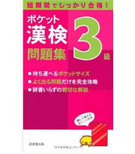 Pocket Kanken 3 Workbook