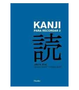 Kanji para recordar 2 (Segunda edición)
