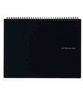 ?Maruman Mnemosyne Notebook N180A (A4) - 5 mm squared